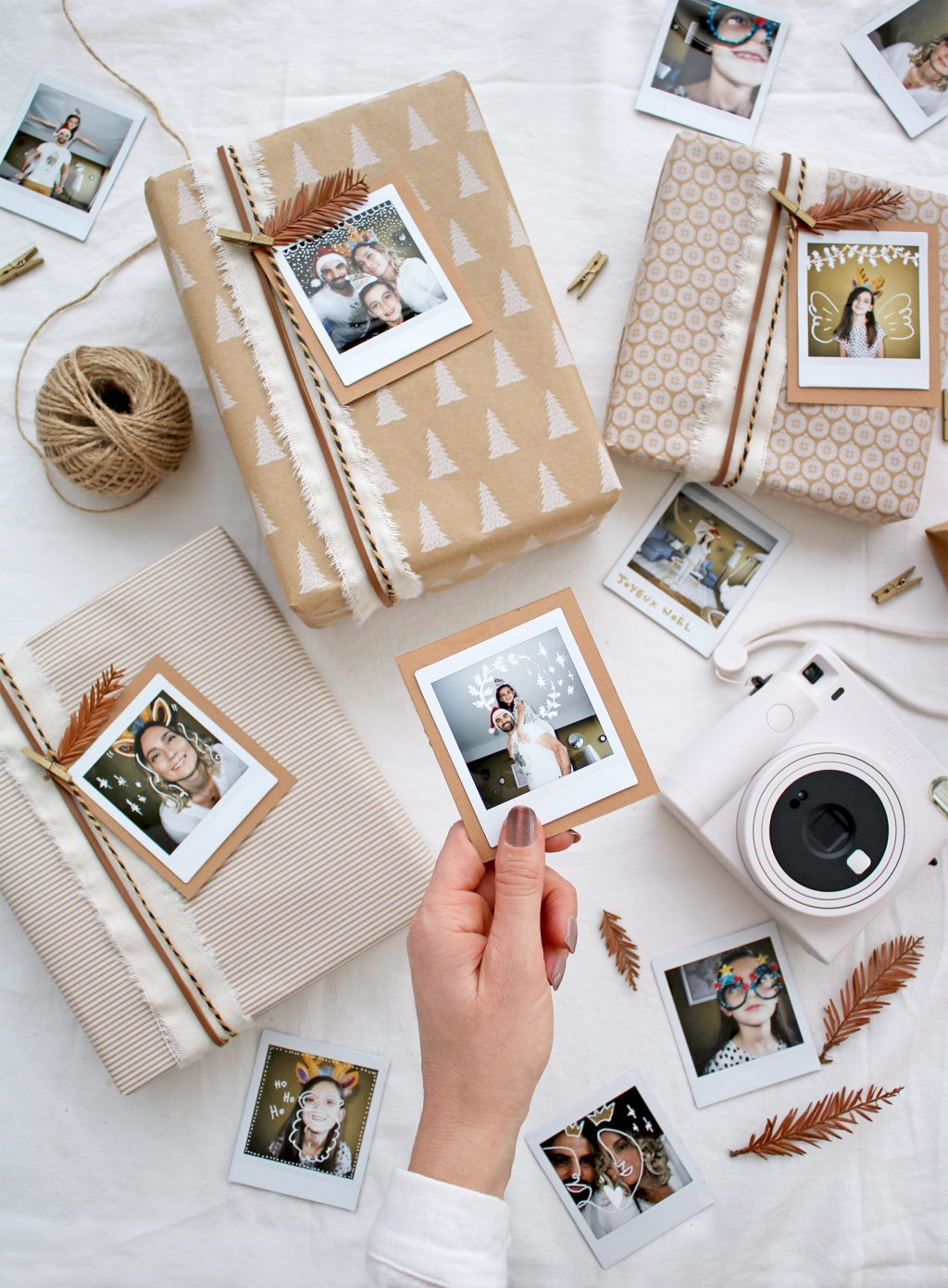 DIY-emballages-cadeau-creatif-Instax-square