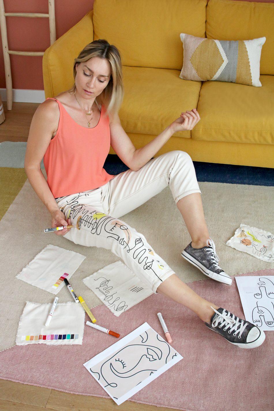 diy-feutre-textile-sur-vieux-jeans-tuto