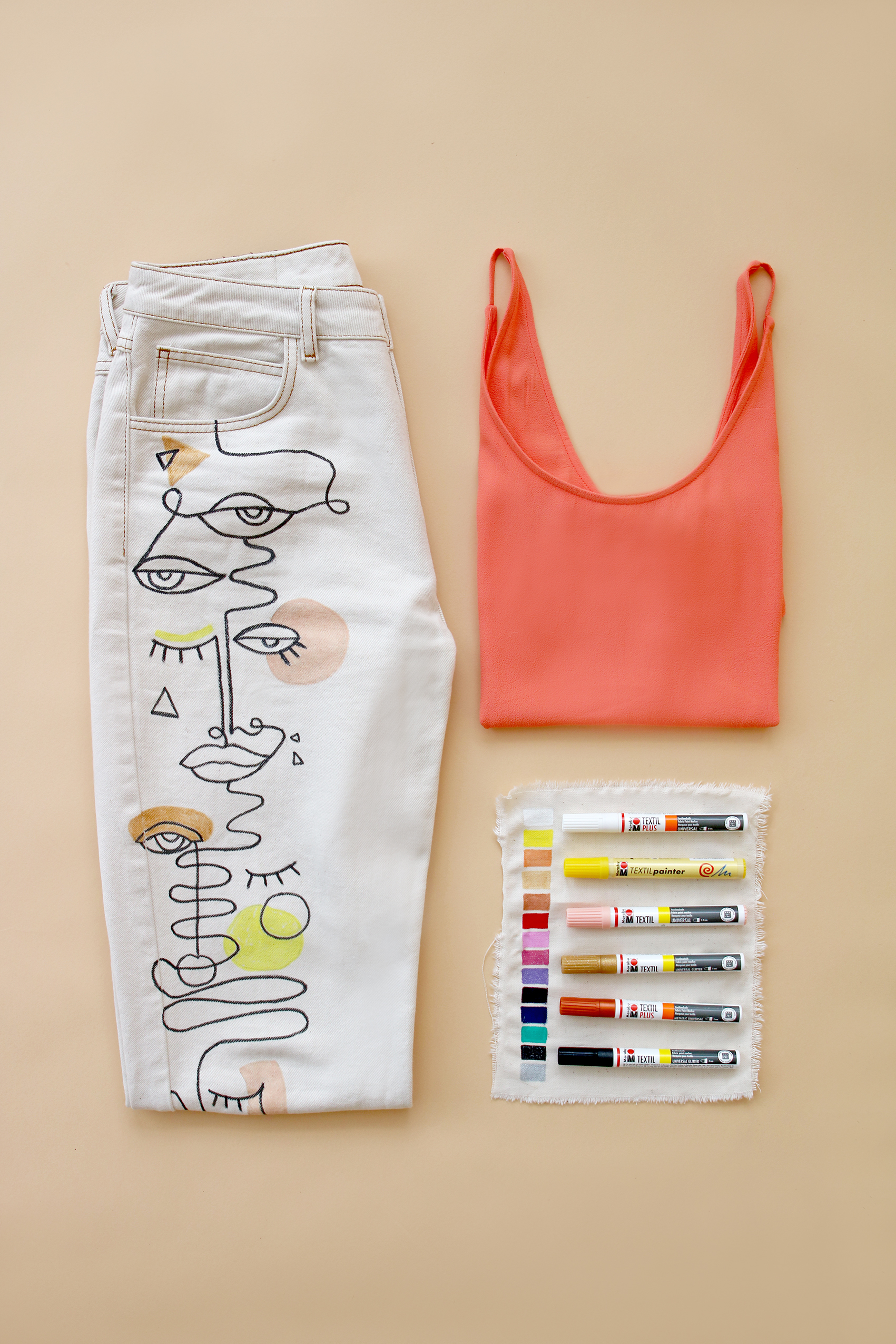 diy-jean-motifs-dessines-minimalist-leblogdartlex-facile